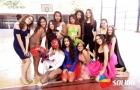 Mico de Formatura do 9º ano - Heróis e princesas